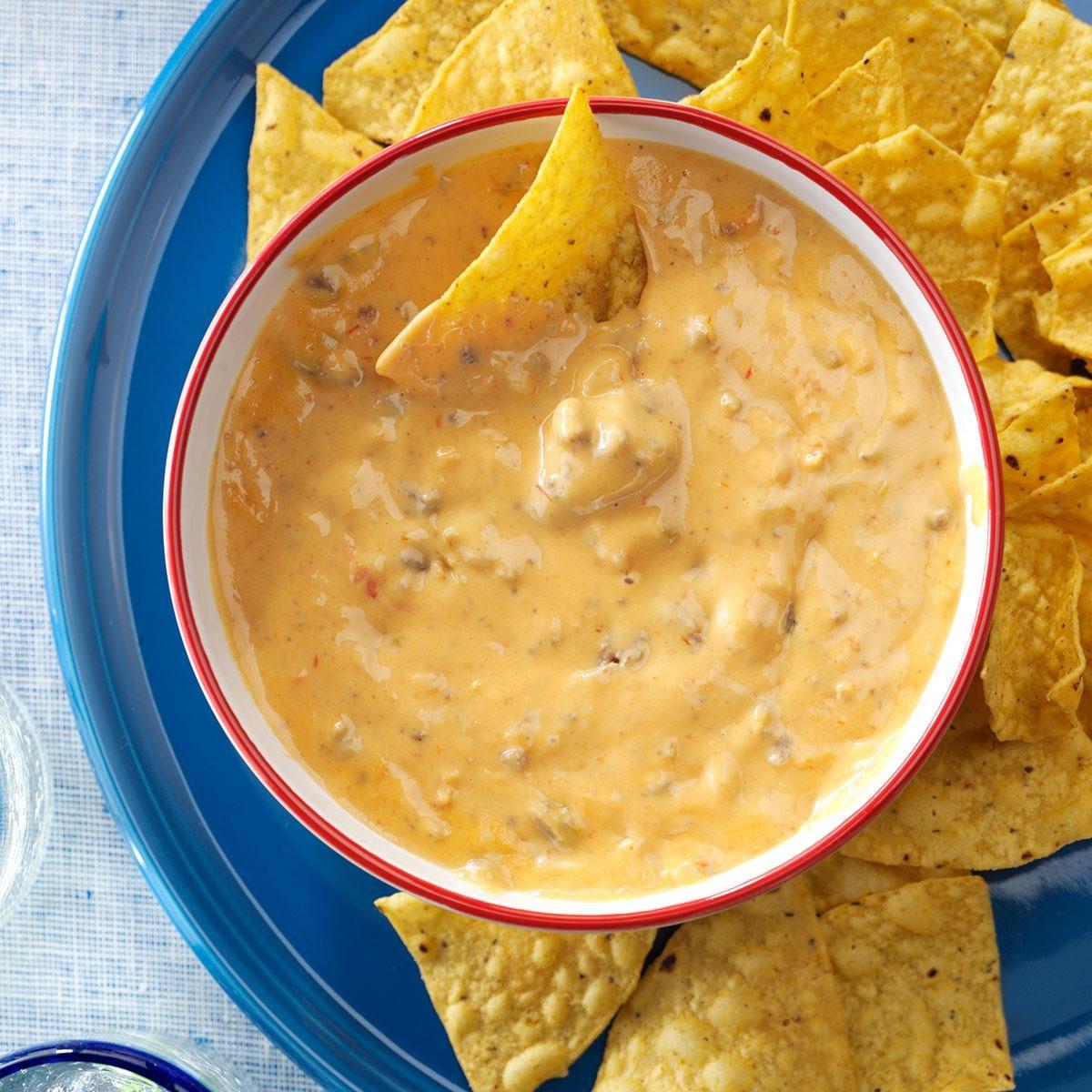 Nacho Salsa Dip Recipe Taste Of Home