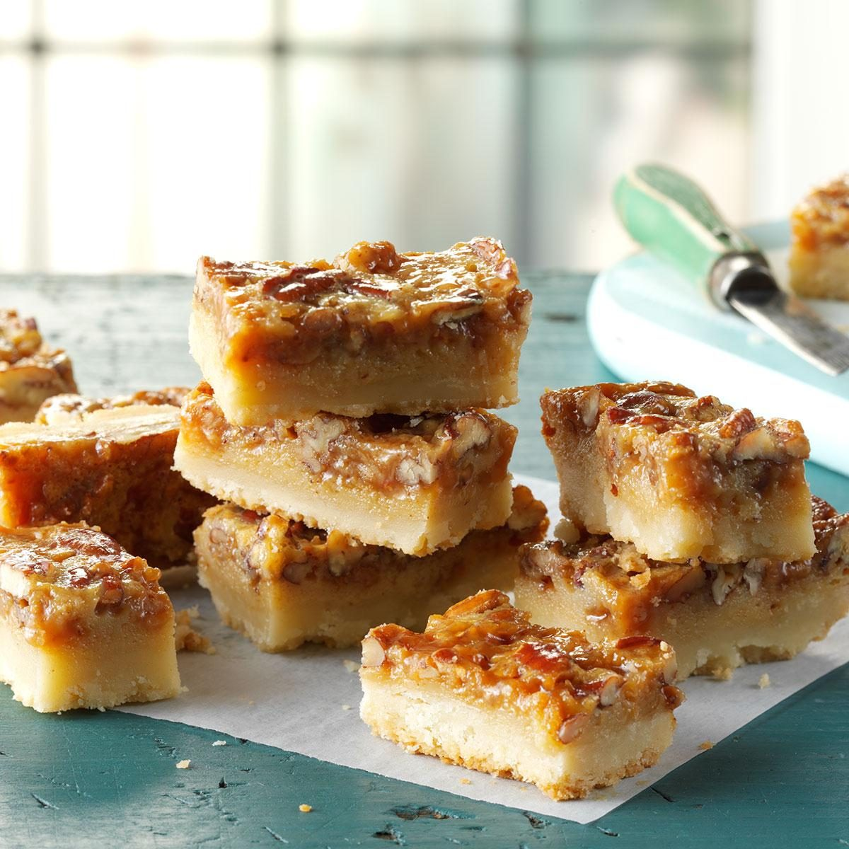 Pecan Pie Bars Recipe Taste Of Home