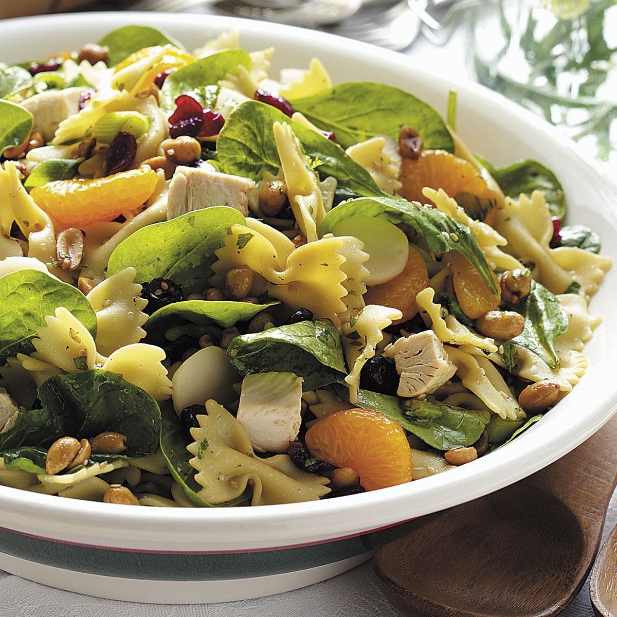 Special Sesame Chicken Salad Recipe