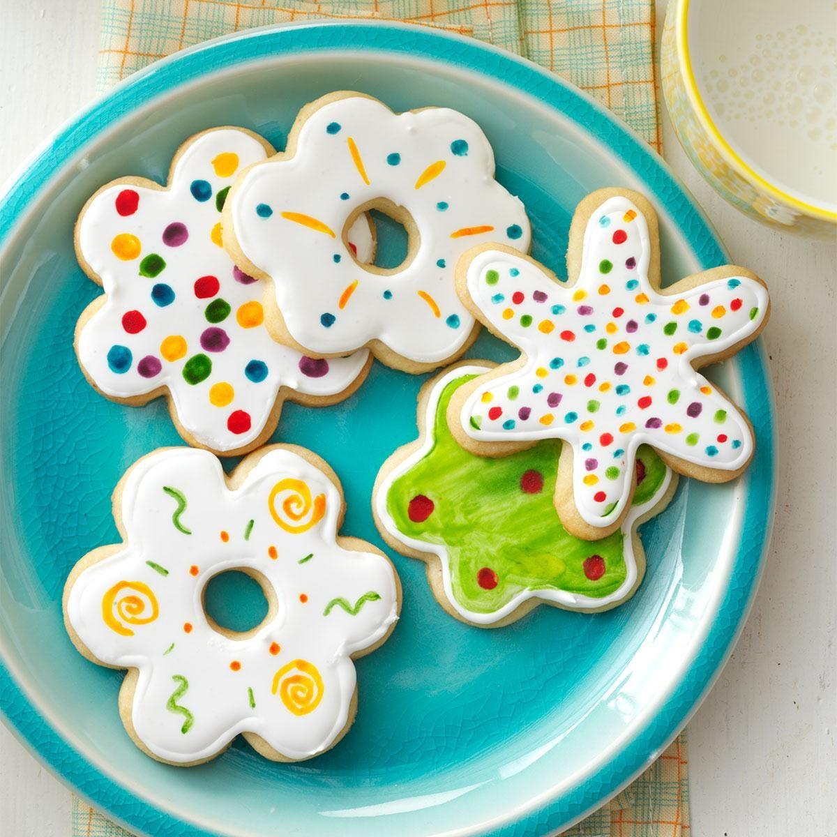 Sugar cookie recipe for 4 dozen