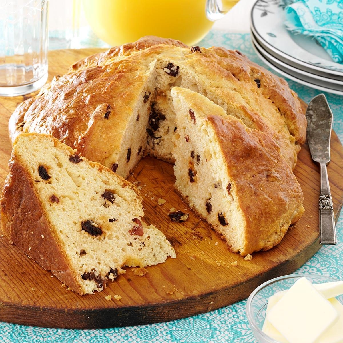 Irish Soda Bread Recipe | Taste of Home