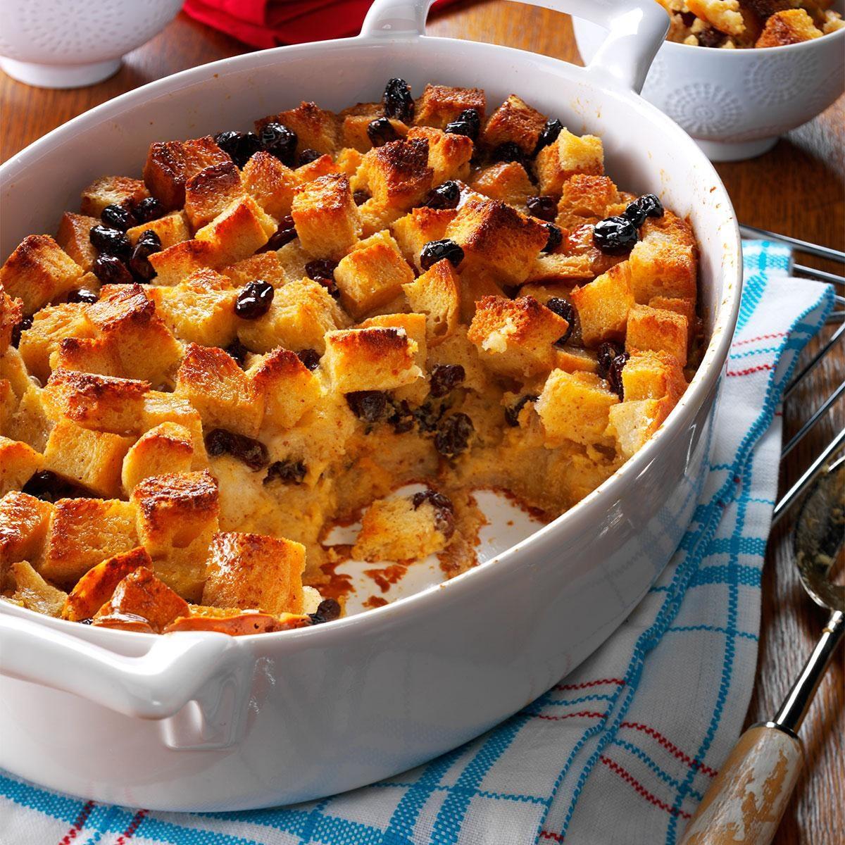 Bread pudding recipe taste of home forumfinder Images
