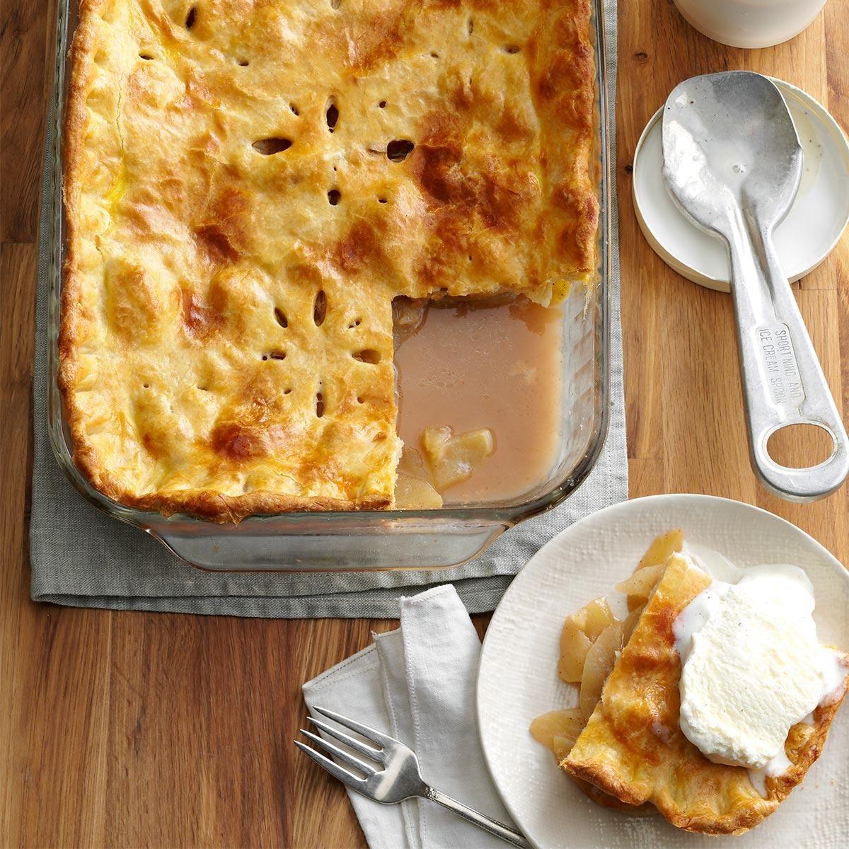 Deep-Dish Apple Pie Recipe | Taste of Home