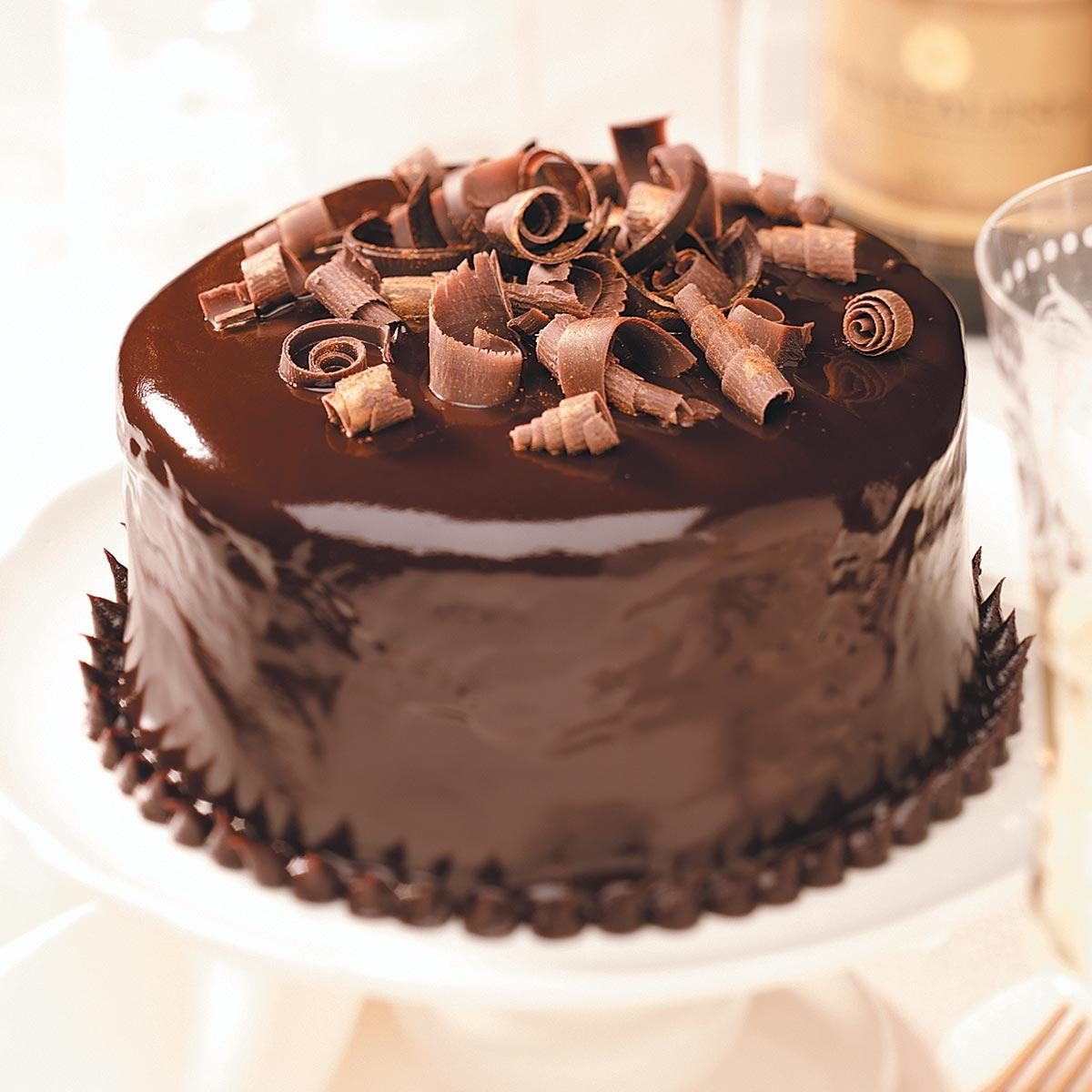 Chocolate Frosting Recipes | Taste of Home