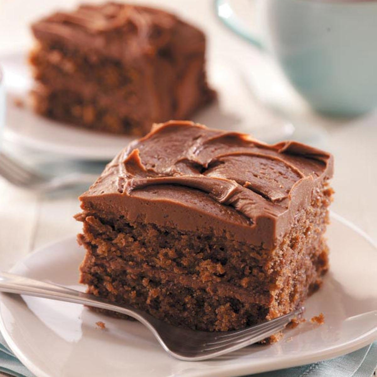 Cocoa Cake Recipe Taste Of Home