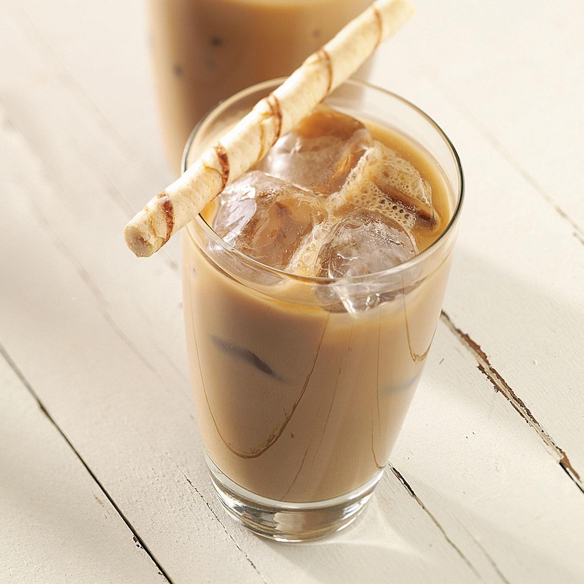 Iced Coffee Latte Recipe