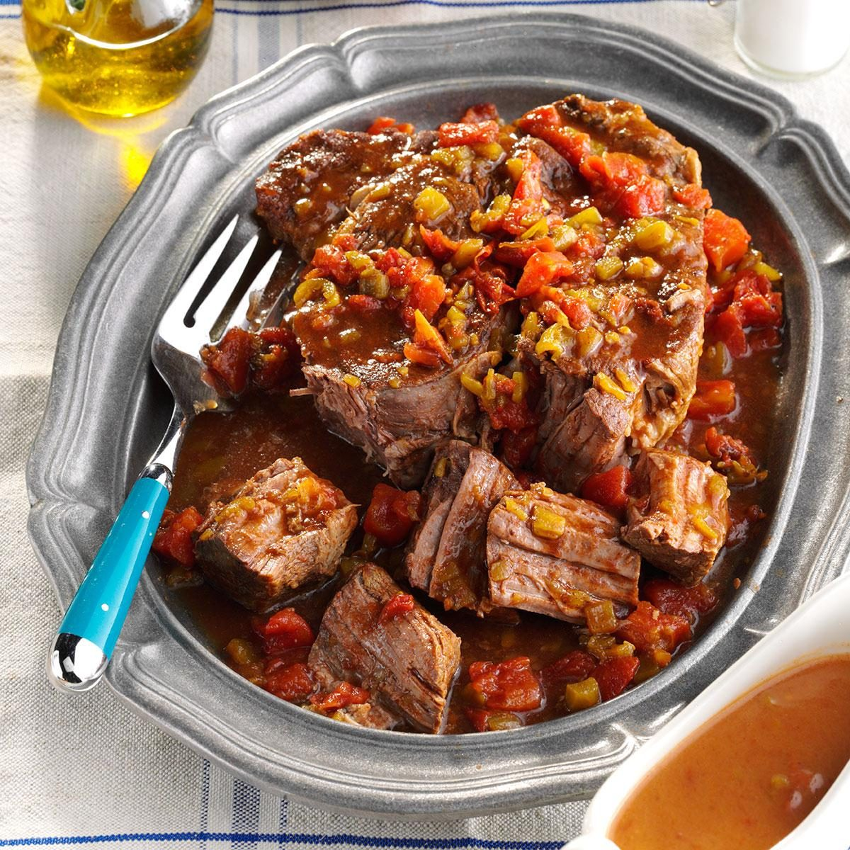 Http Www Tasteofhome Com Recipes Lone Star Pot Roast
