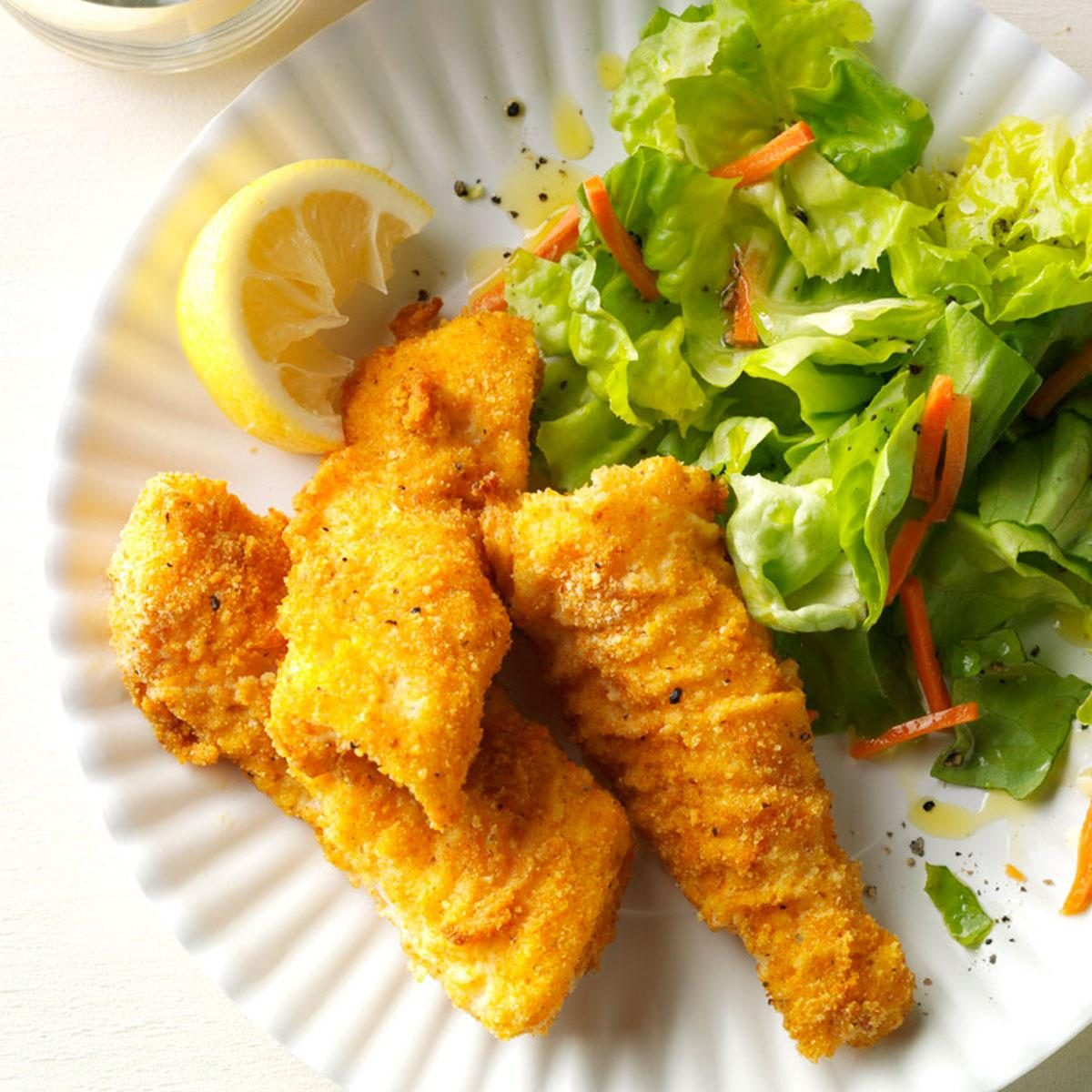 Fish sticks brands for Fried fish nutrition
