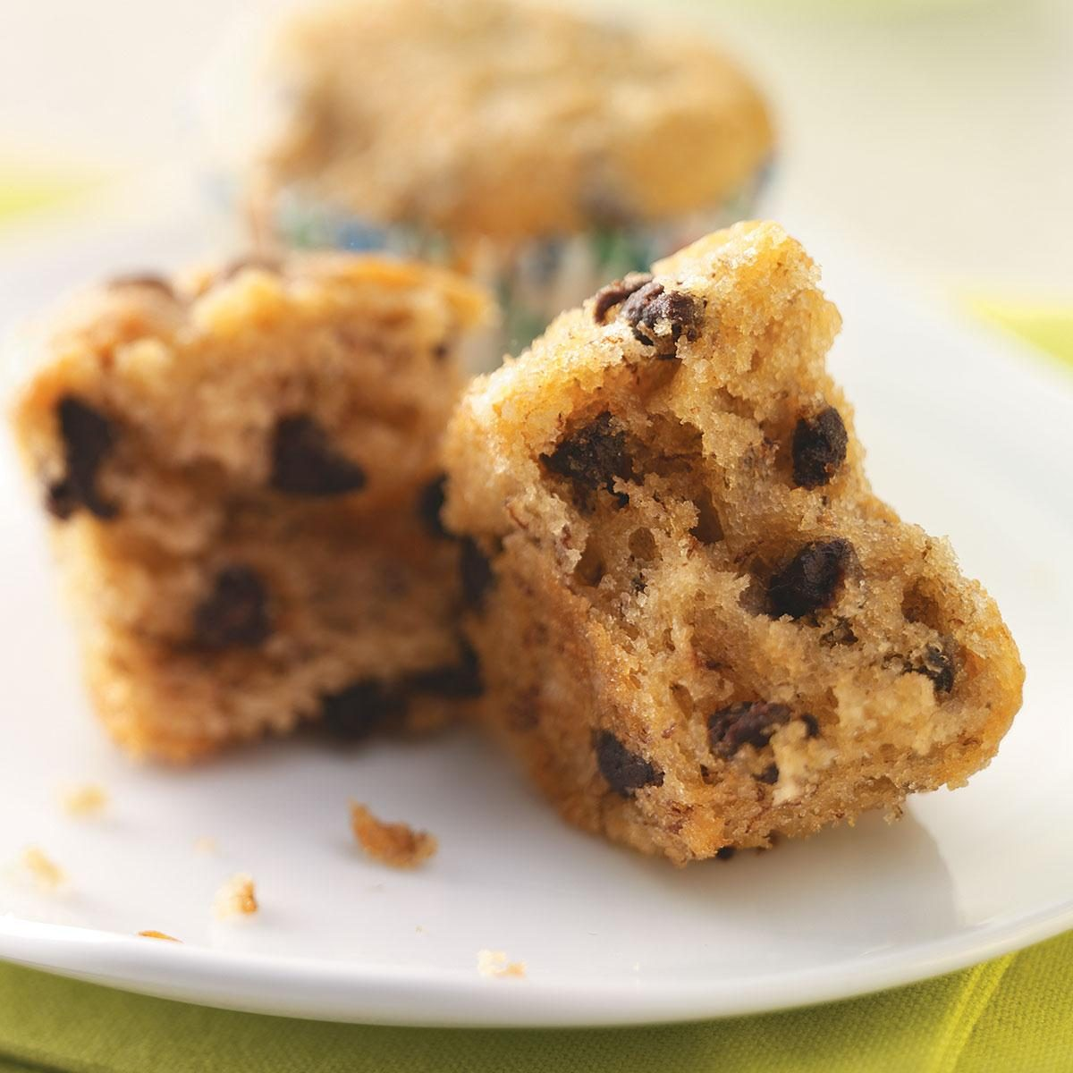 Monkey Muffins Recipe | Taste of Home