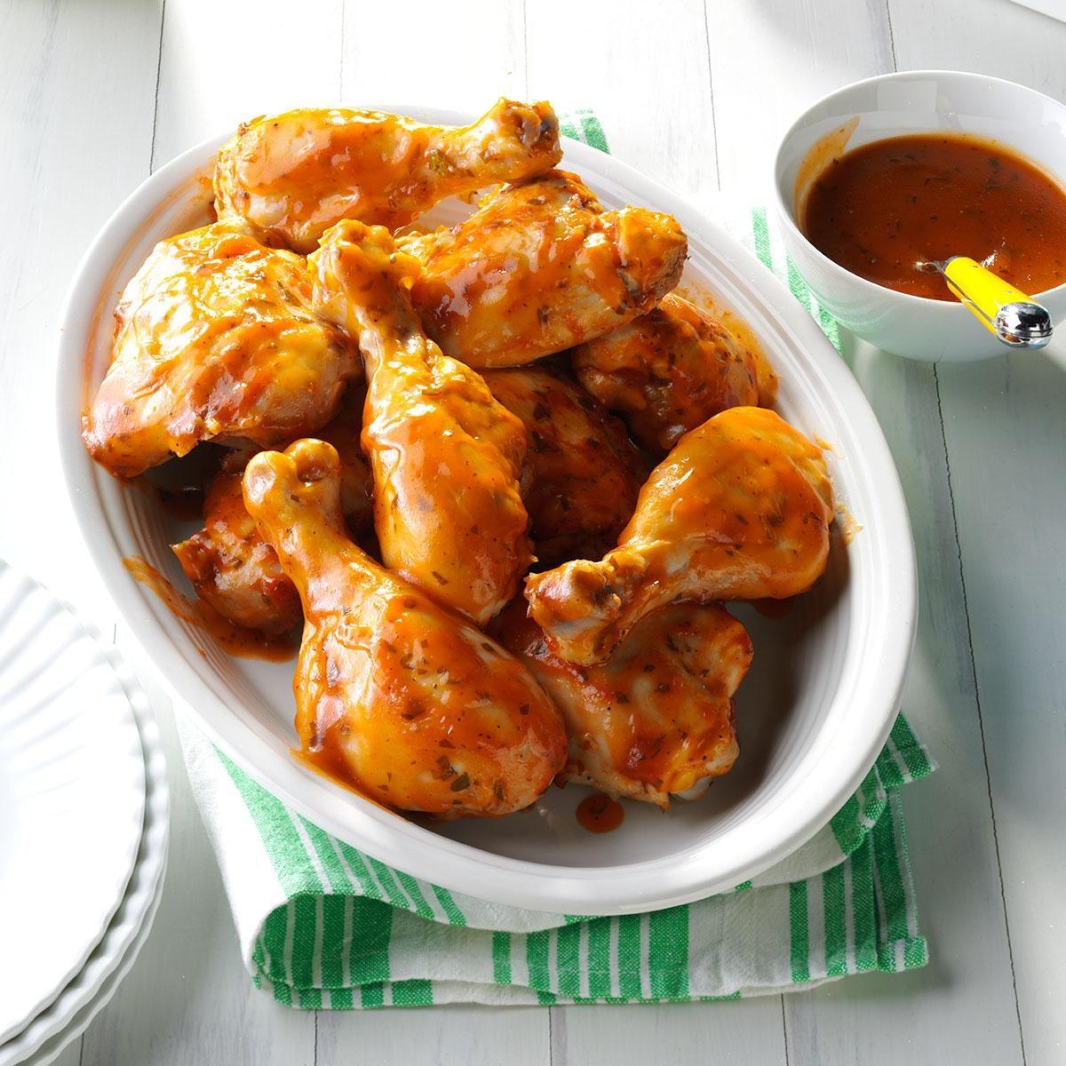 Slow Cooker BBQ Chicken Recipe | Taste of Home
