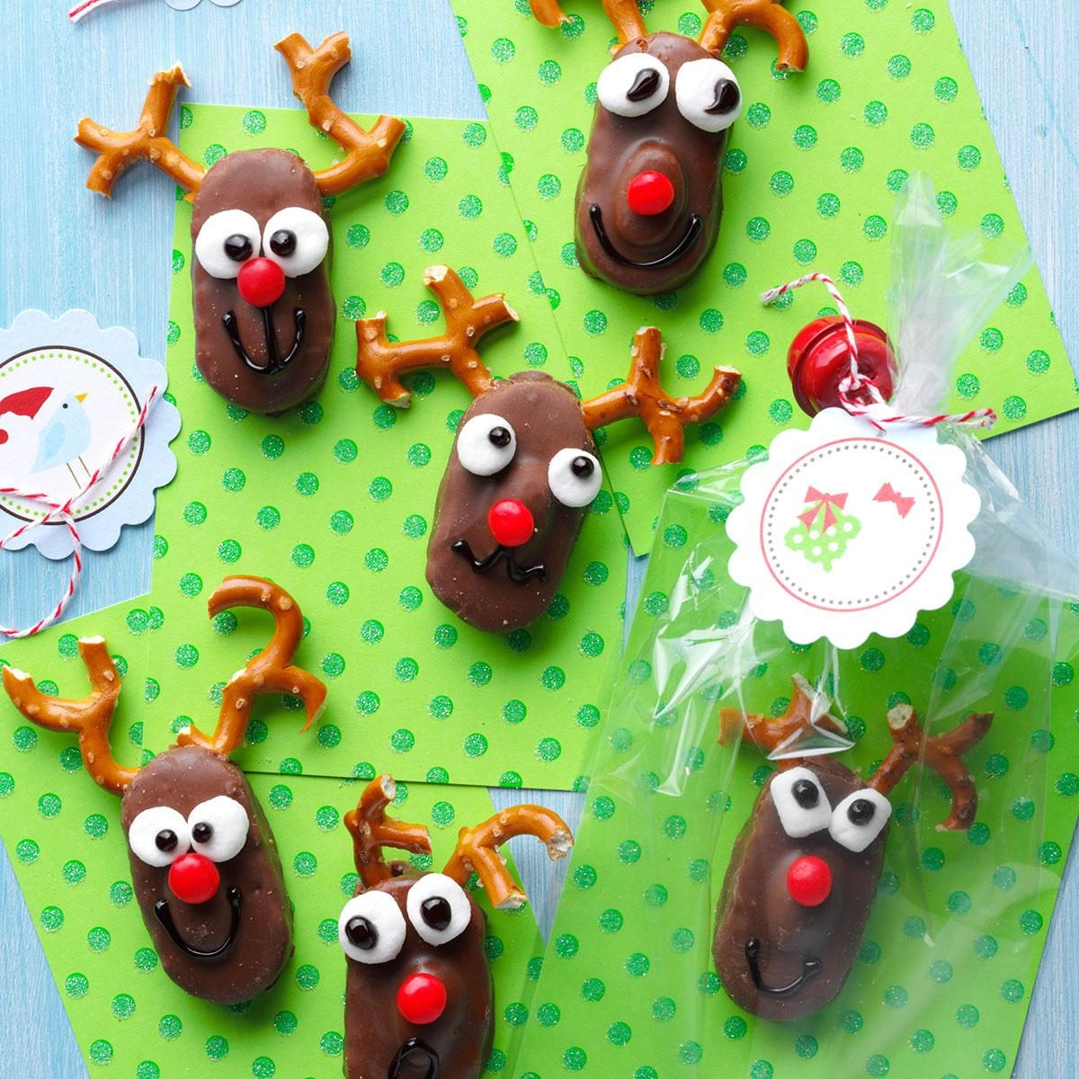 Rudolph Treats Recipe Taste Of Home