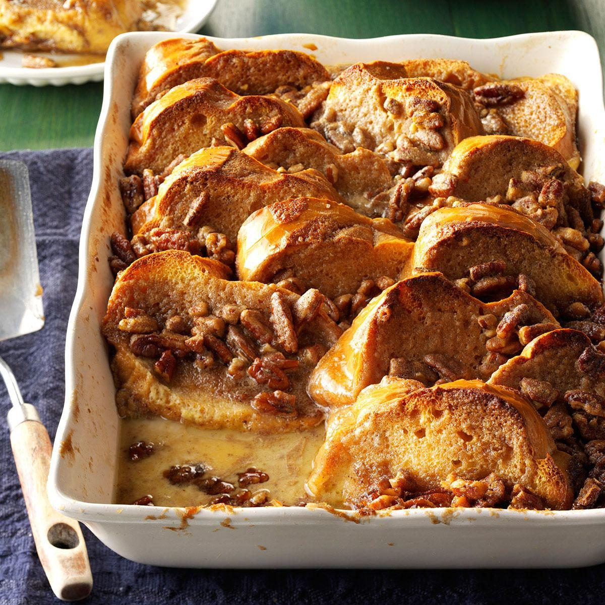 Oven French Toast With Nut Topping Recipe Taste Of Home