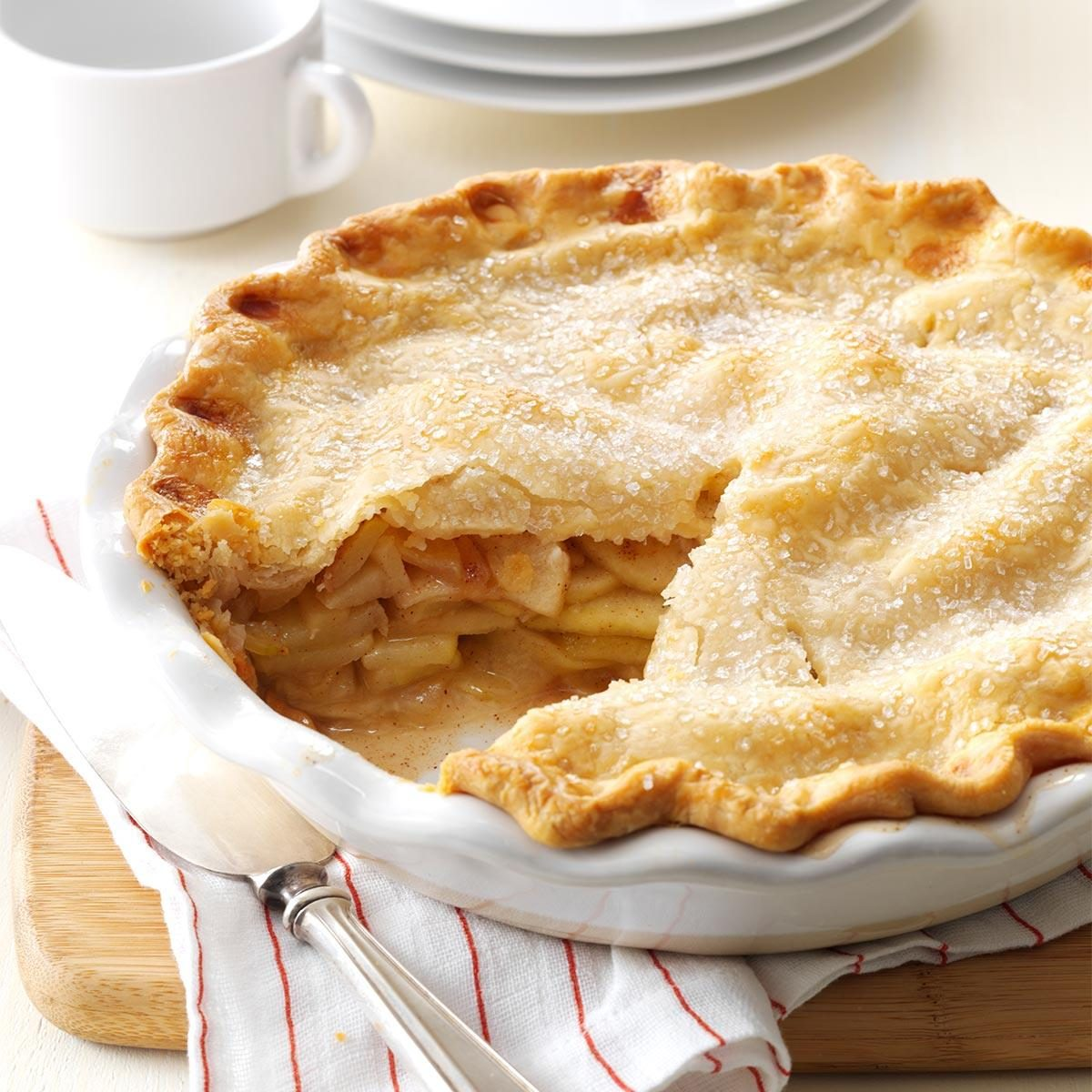 Easy Recipe Apple Pie: Apple Pie Recipe
