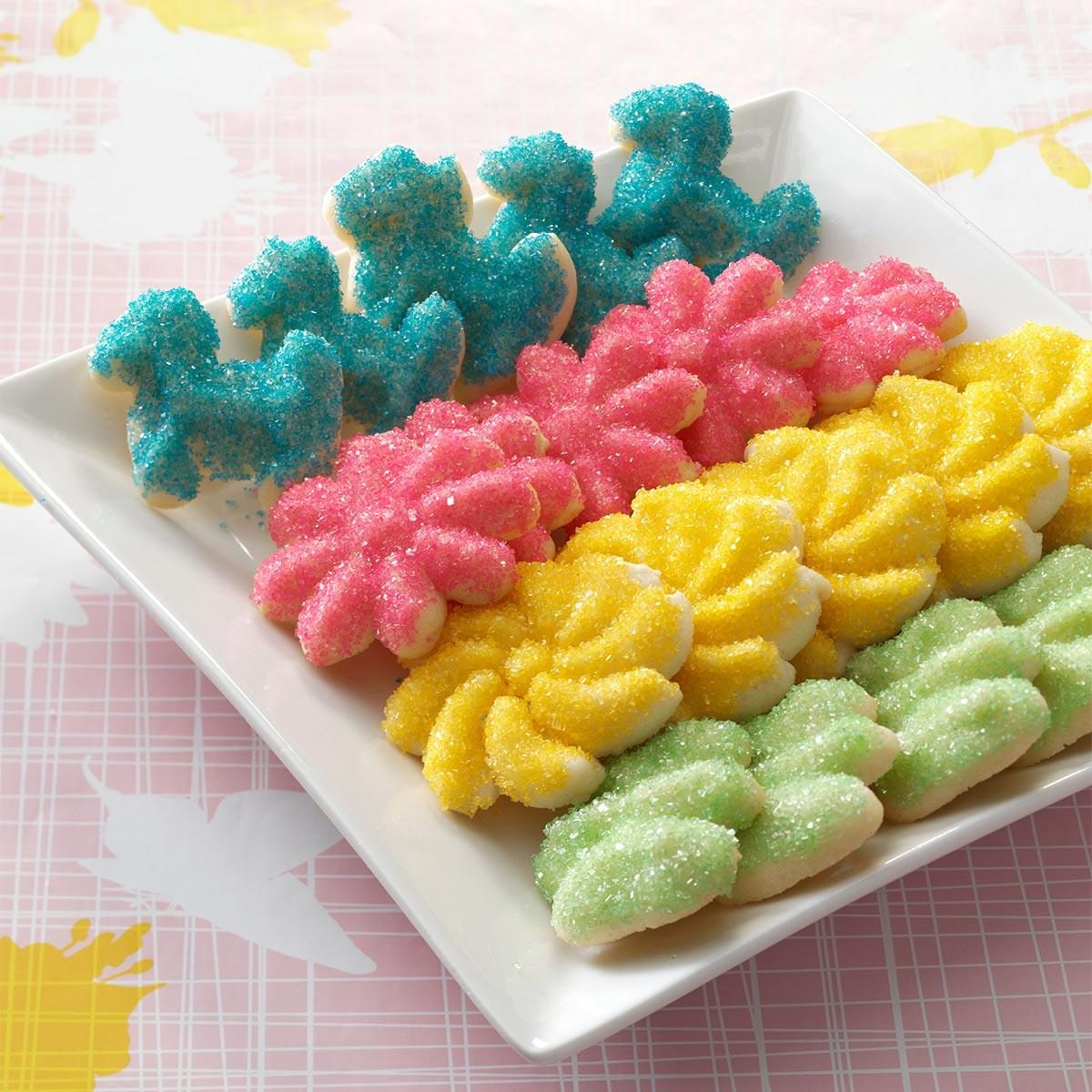 Spritz Cookies Recipe | Taste of Home