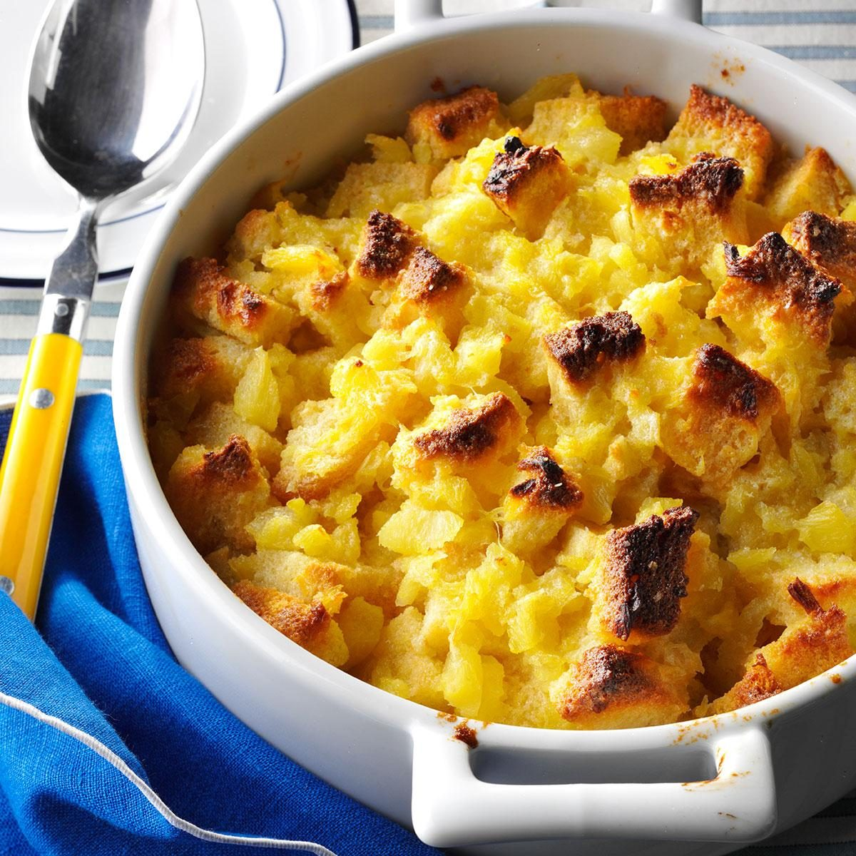 recipe: pineapple casserole recipe [2]