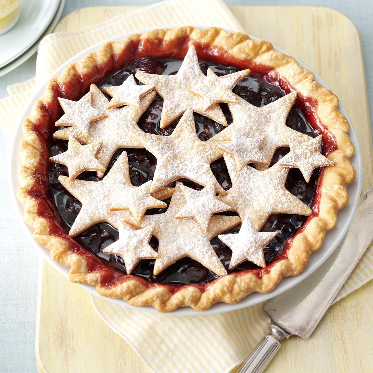 County Fair Cherry Pie Recipe