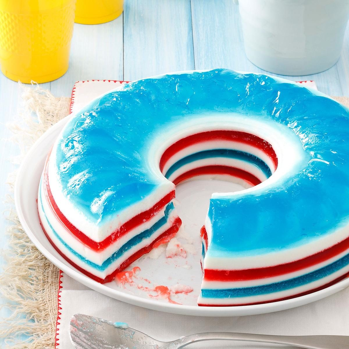 Easy Dinner Party Ideas For 4 Part - 44: Get The Menu In On The Independence Day Action With Food That Echoes The  Stars And Stripes. Bake A Flag Cake Covered With Strawberries, Blueberries  And ...