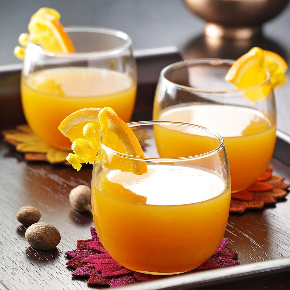 Spiced Ambrosia Punch Recipe