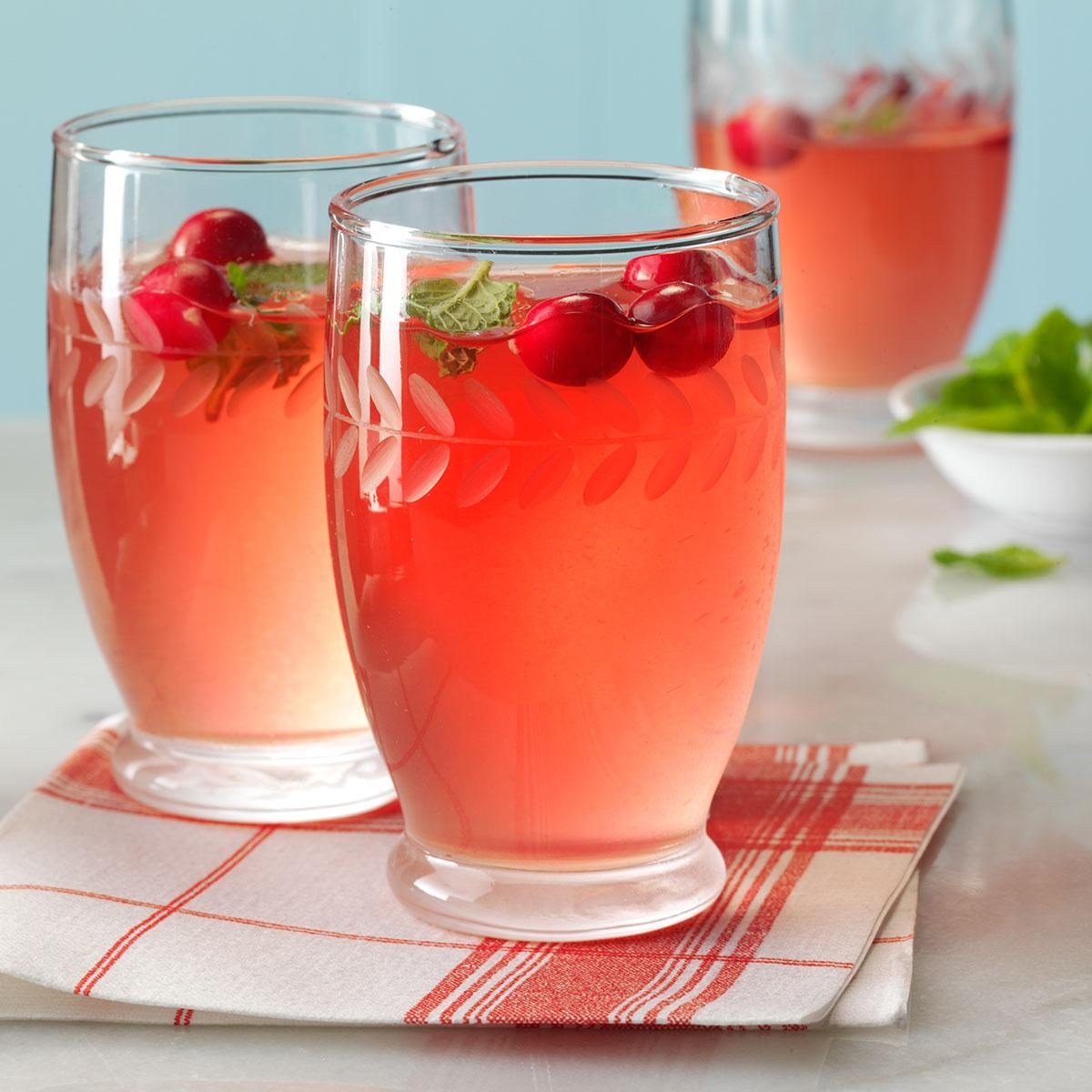 Cranberry Jalapeno Martini Recipe Taste Of Home