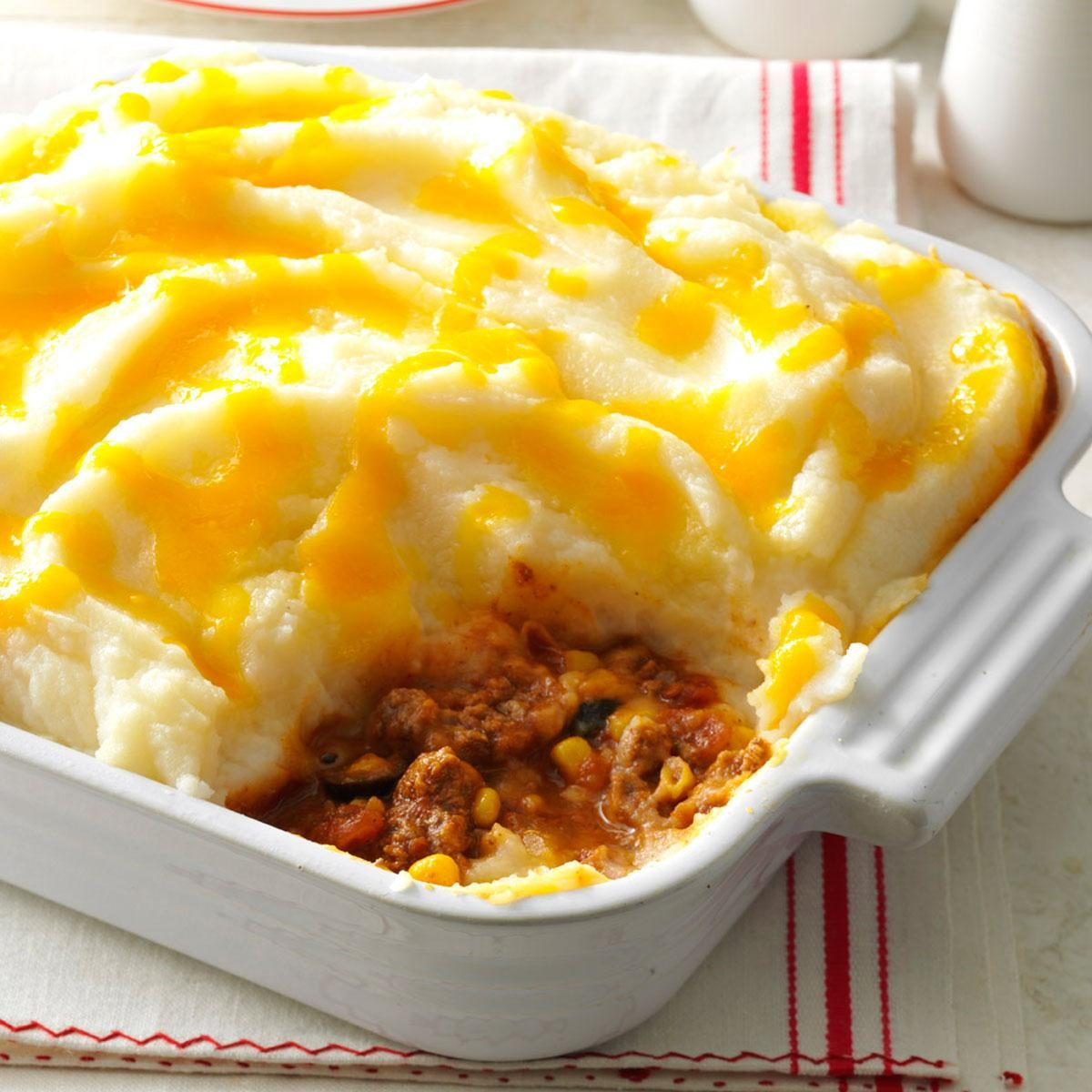 Spicy Shepherd's Pie Recipe
