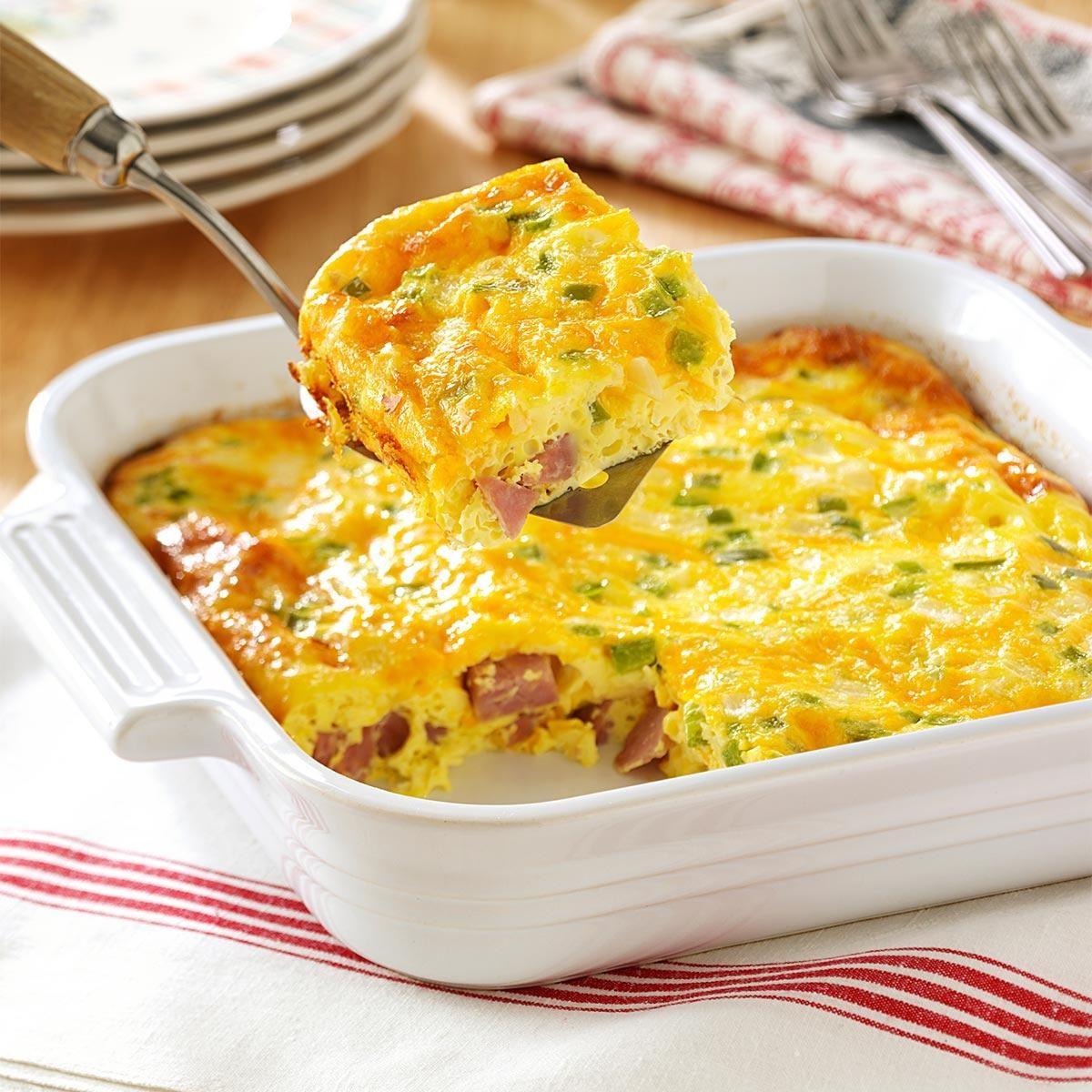 Oven Denver Omelet Recipe | Taste of Home