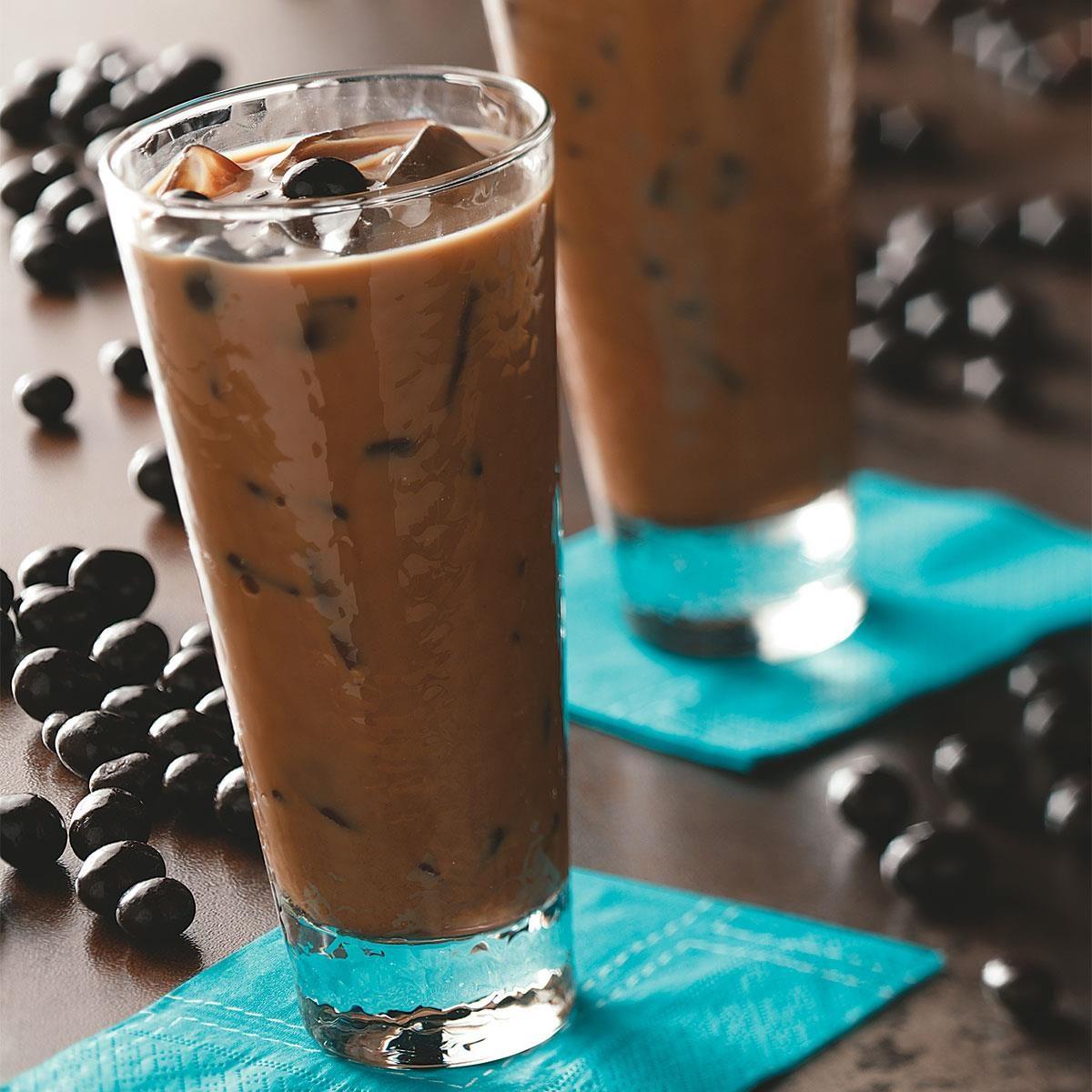 Iced Coffee Recipe | Taste of Home
