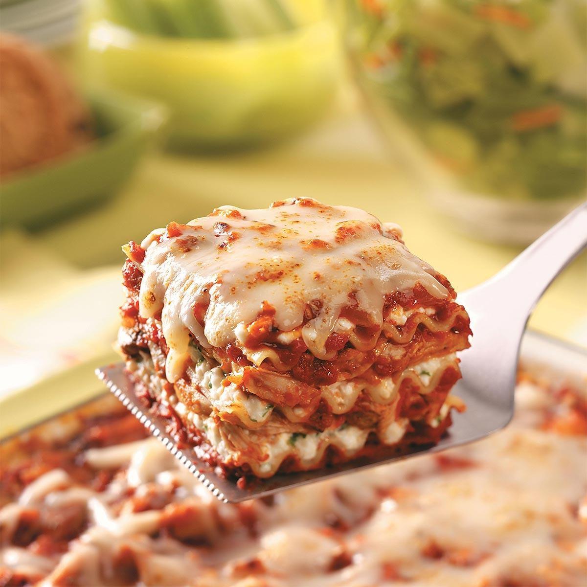 Hearty Chicken Lasagna Recipe
