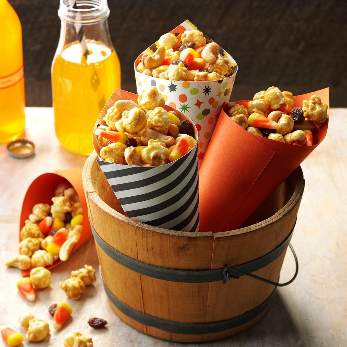 Halloween Snack Mix Recipe | Taste of Home