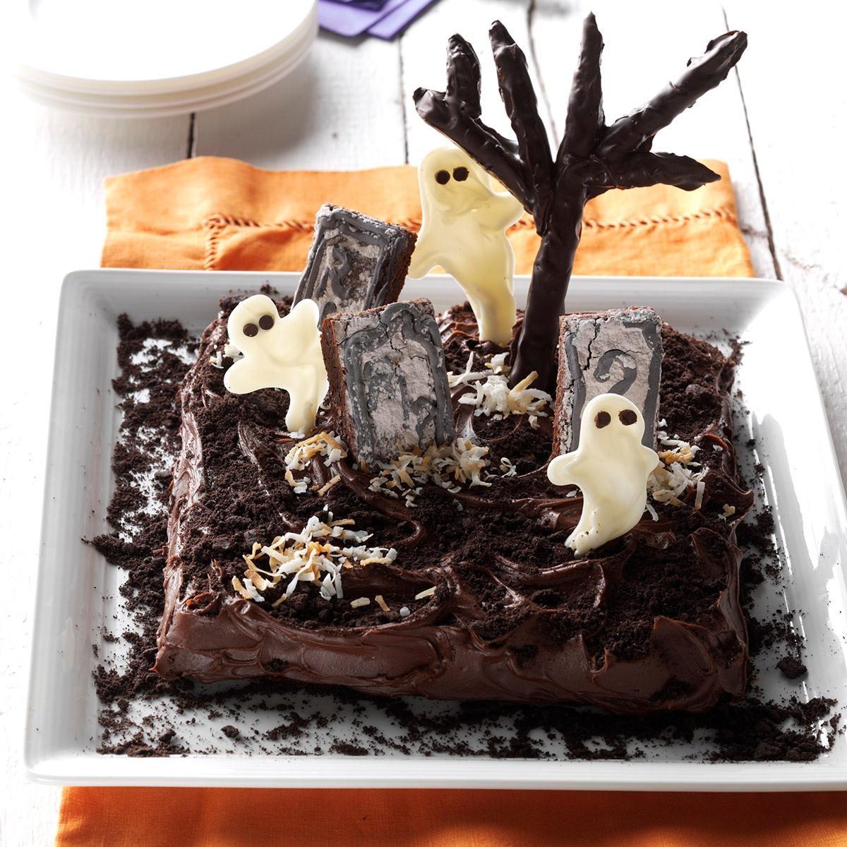 Taste Of Home Graveyard Cake Recipe