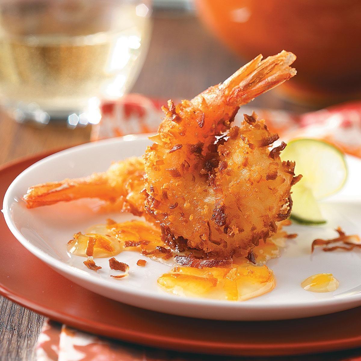 Fast Coconut Shrimp Recipe | Taste of Home