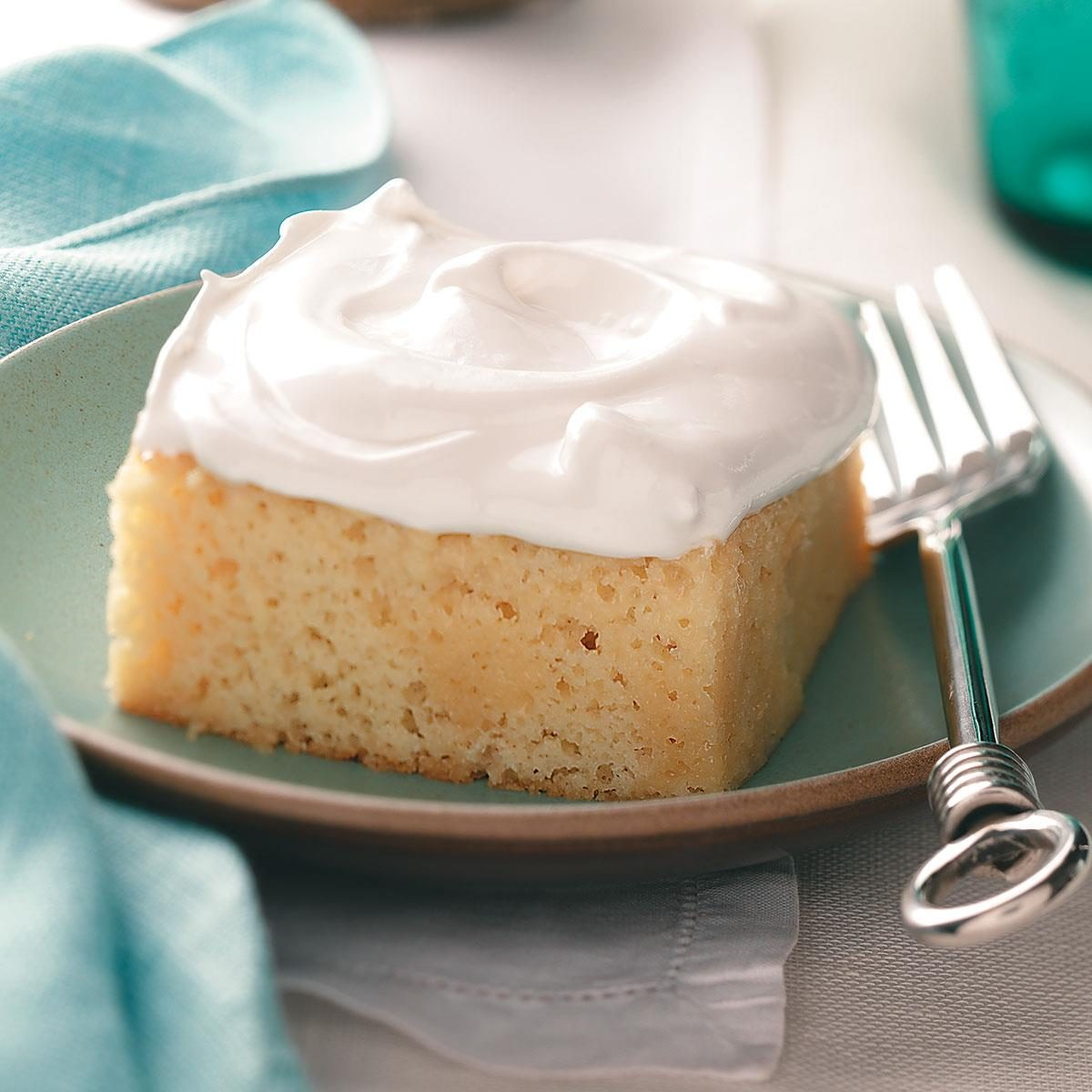 Simple Way To Make Tres Leches Cake