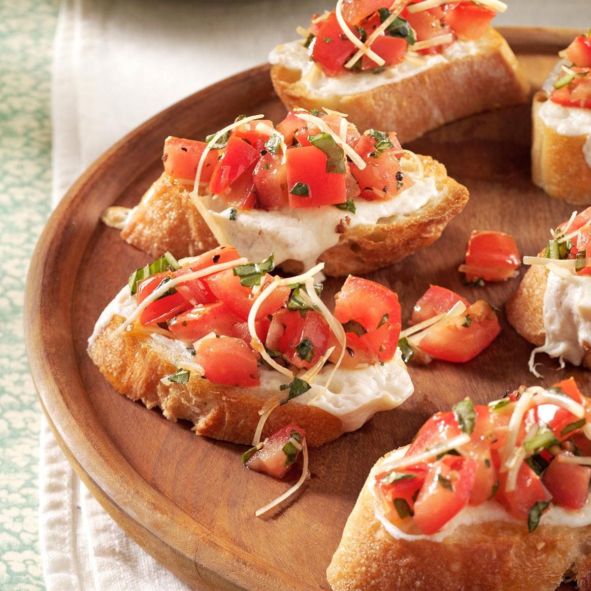 Beef Tenderloin Menu Dinner Party Fresh Tomato Bruschetta Recipe Taste Of Home