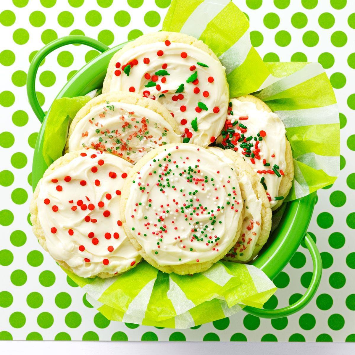 Anise Cake Cookies