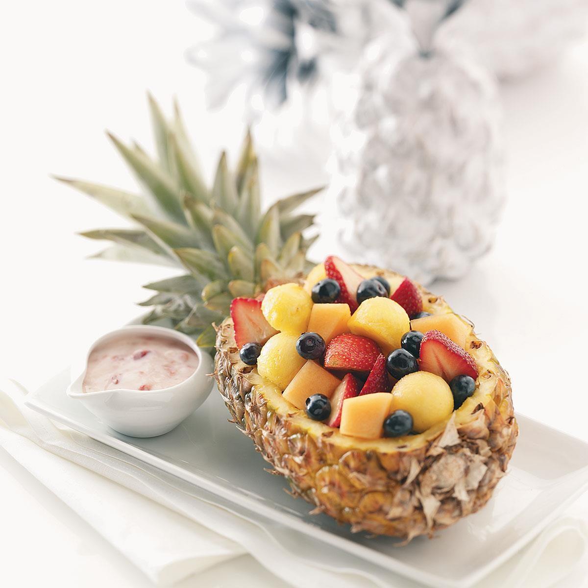 Pineapple Fruit Salad 21