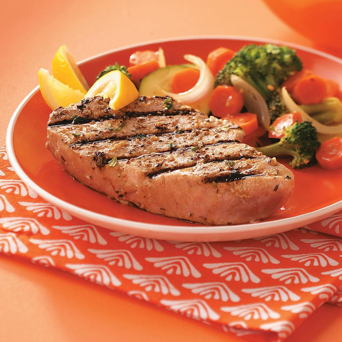 Baked yellowtail tuna recipes for Best tuna fish recipe