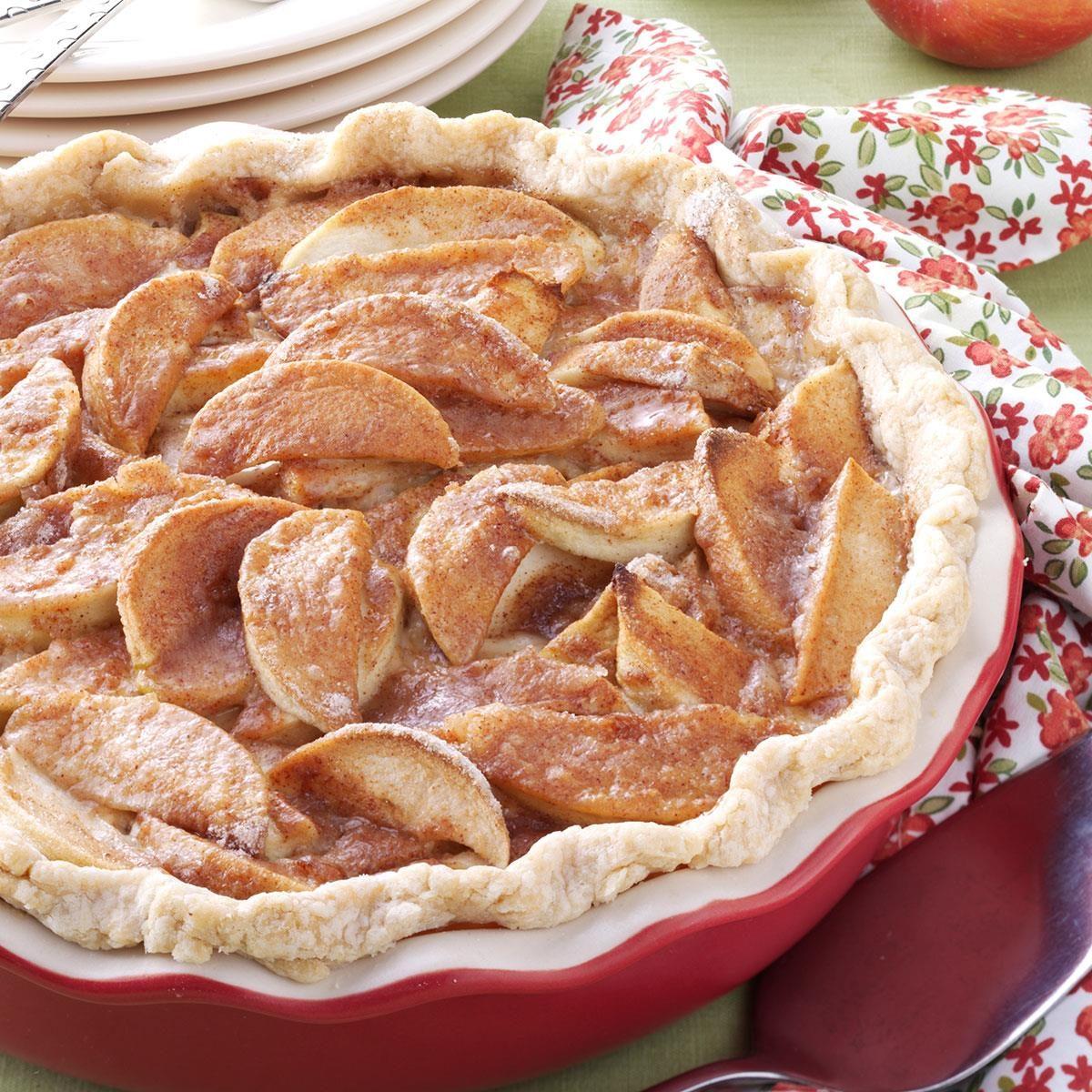 recipe: bavarian apple torte taste of home [7]