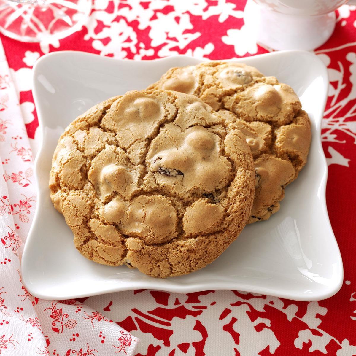 German Spice Cookies Recipe | Taste of Home