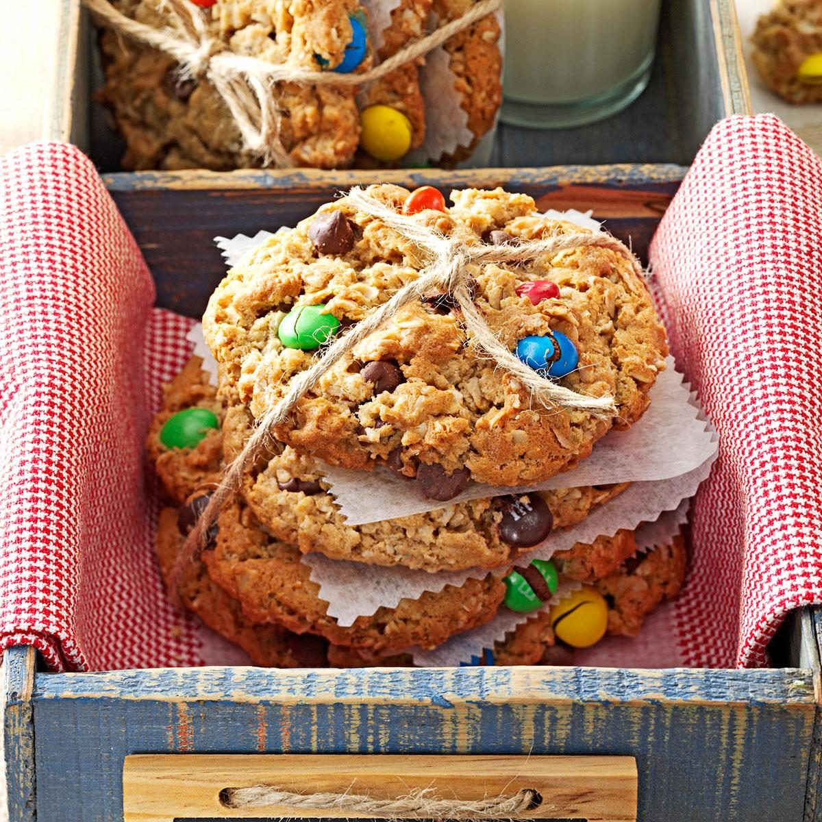 bake recipes that ll earn big bucks taste of home giant monster cookies