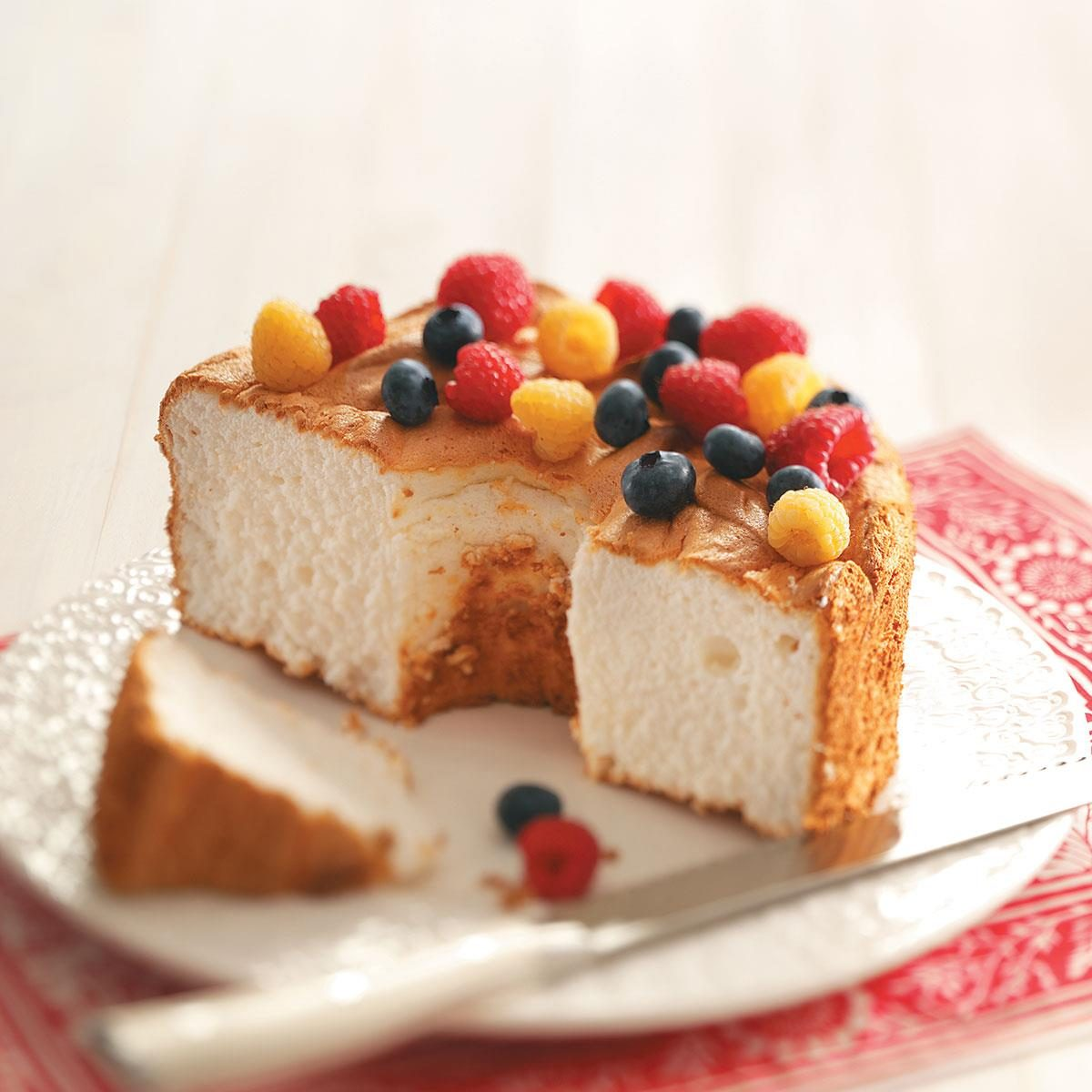 Taste Of Home Gluten Free Angel Food Cake