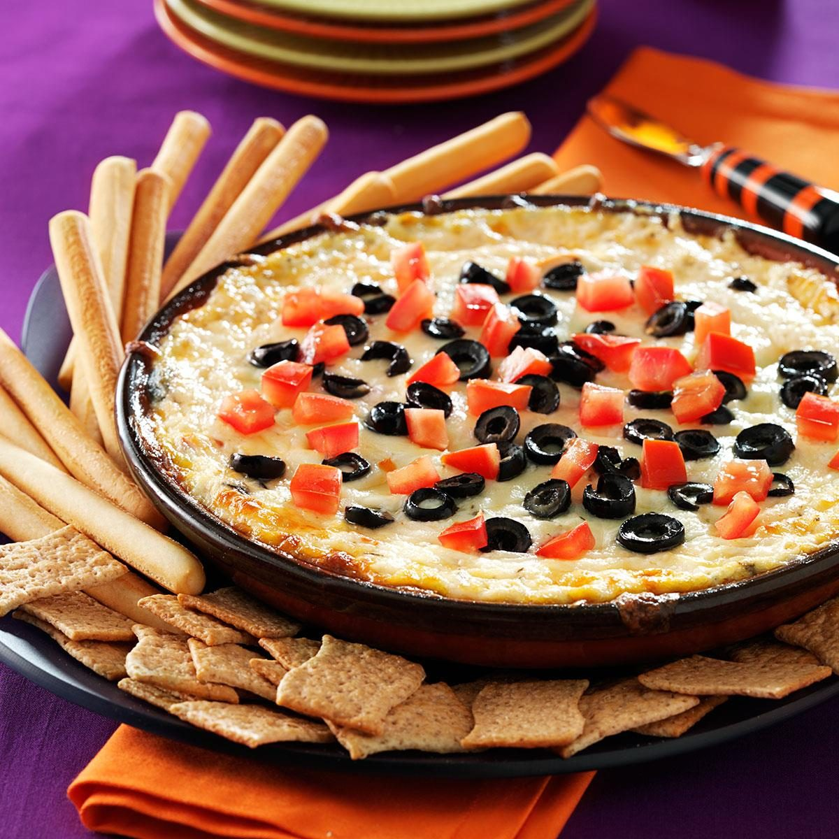 Gooey Pizza Dip Recipe | Taste of Home