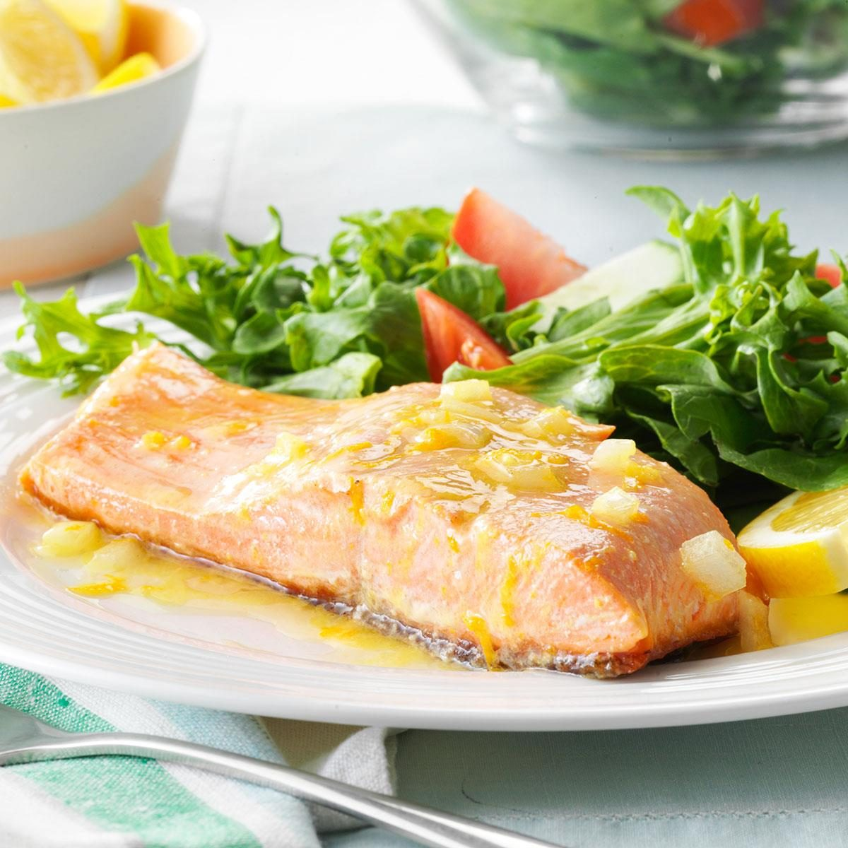 Grilled Citrus Salmon Recipe