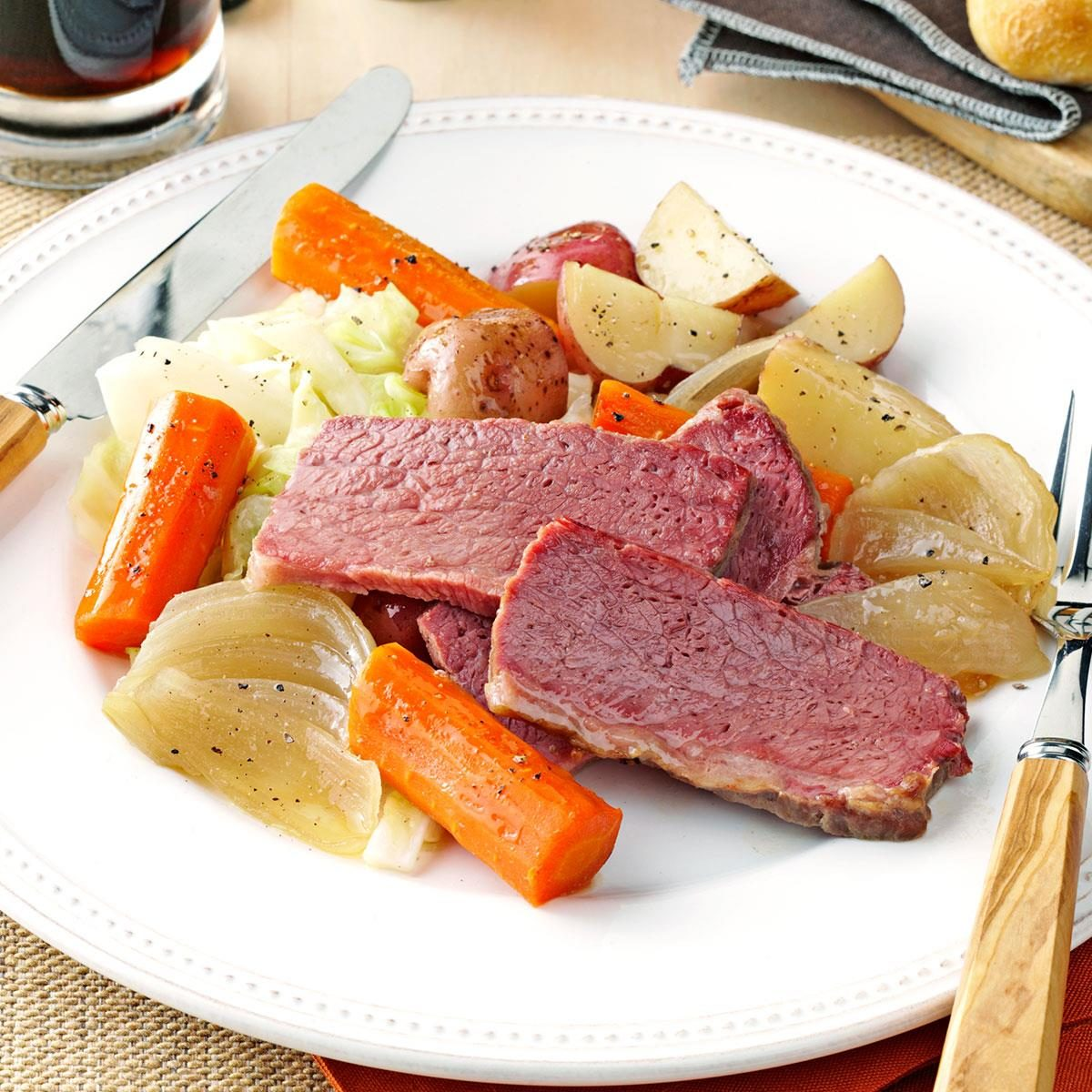 Guinness Corned Beef and Cabbage Recipe | Taste of Home
