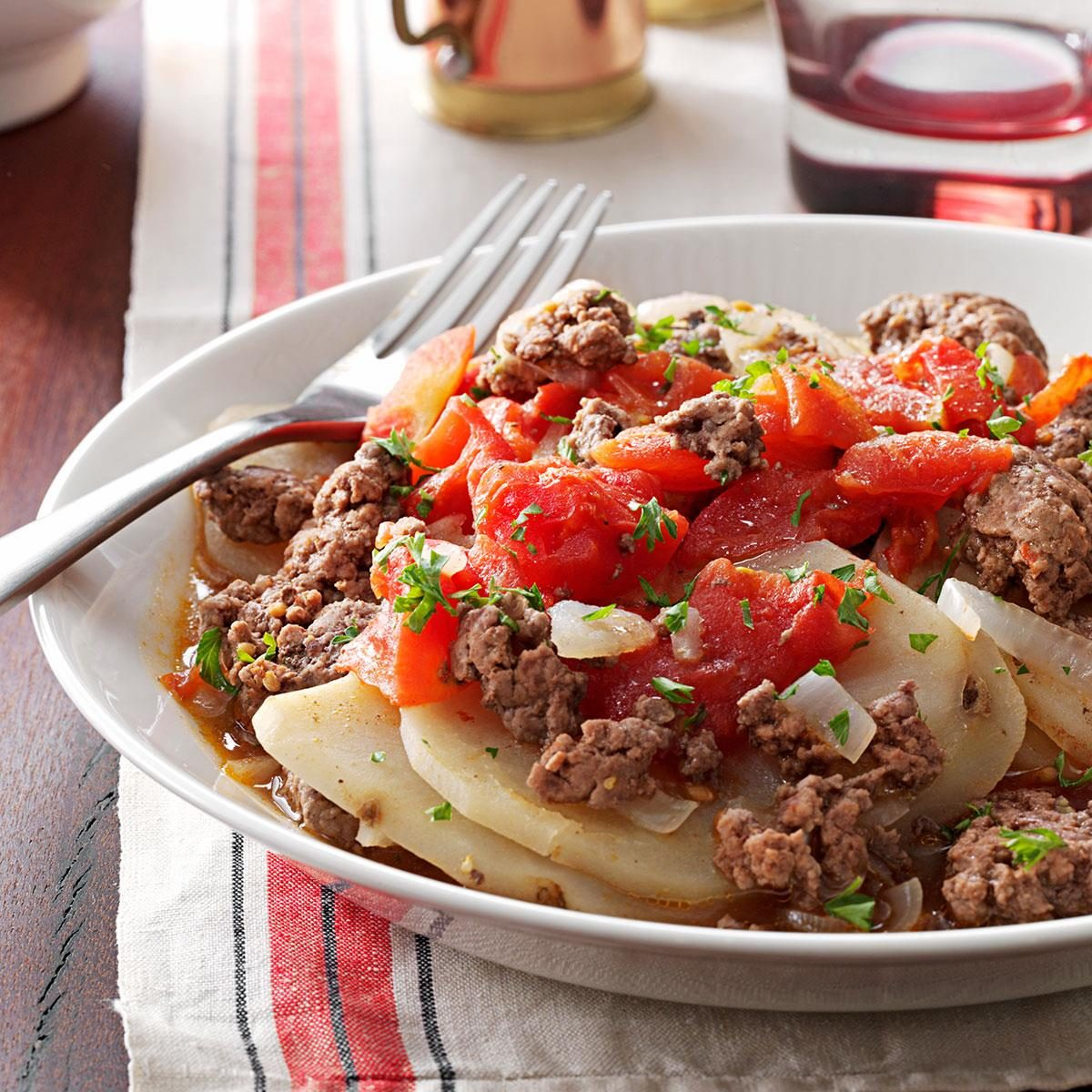 Hamburger Casserole Recipe