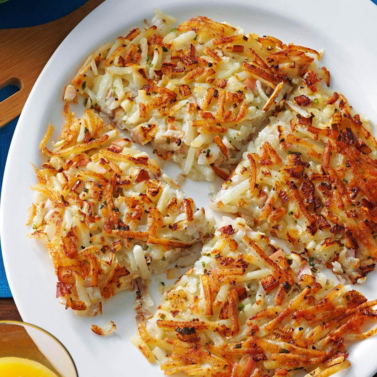 How to Make Healthy Hash Browns