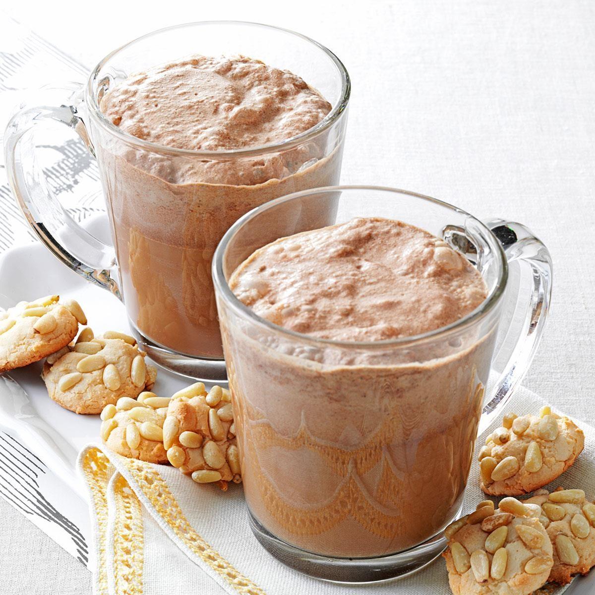 Hazelnut Mocha Coffee Recipe Taste Of Home