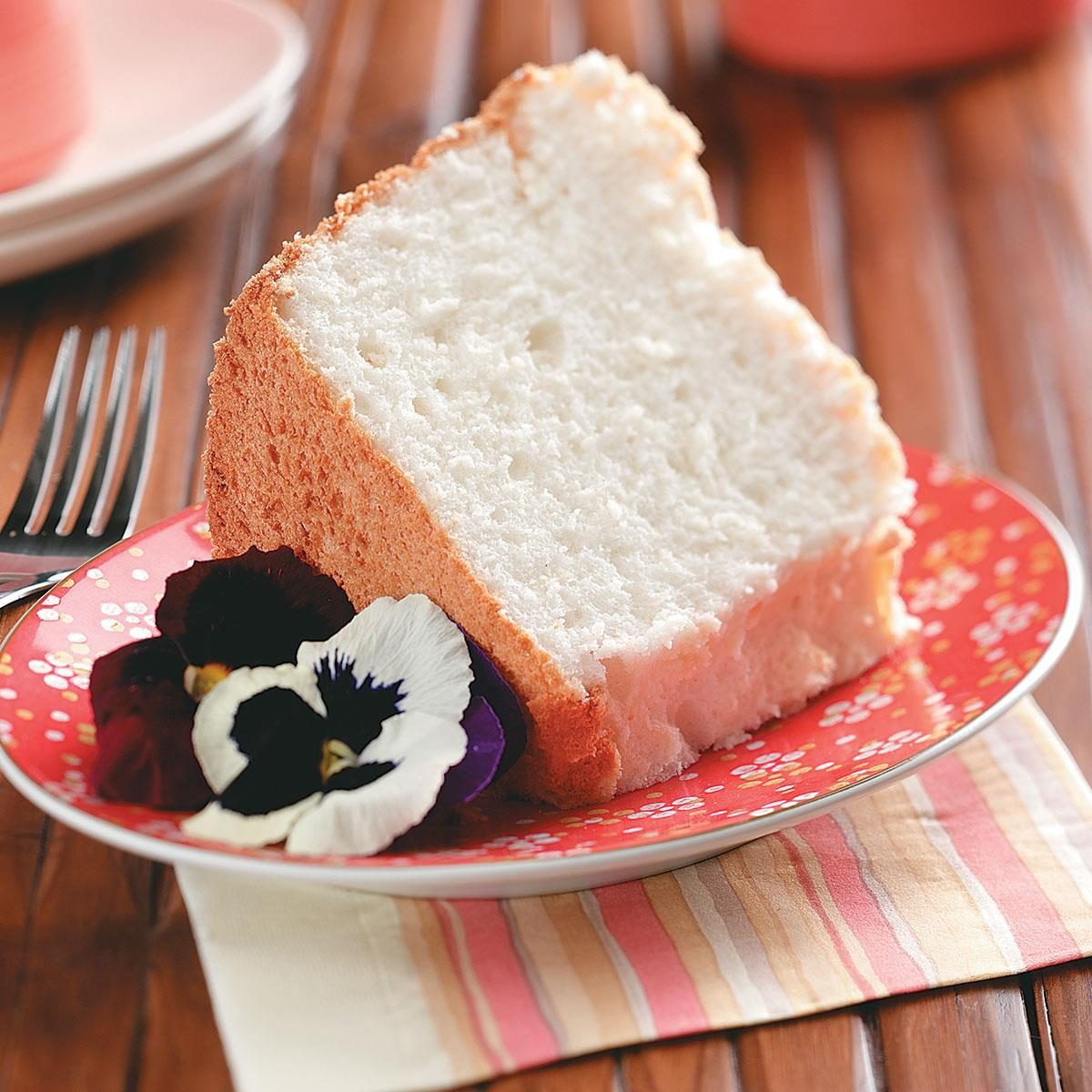 My Recipes Heavenly Angel Food Cake
