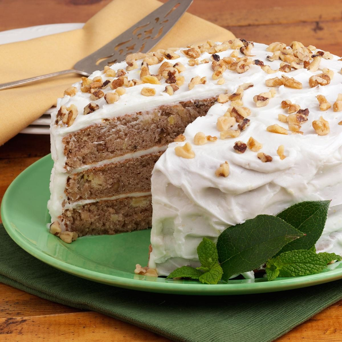Taste Of Home Hummingbird Cake