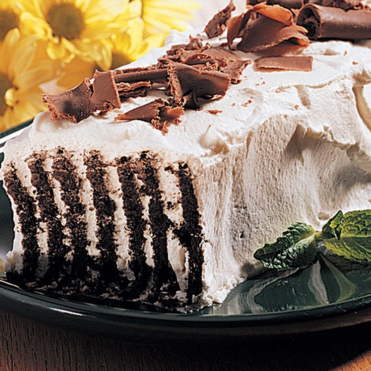 Icebox Cake Recipe | Taste of Home