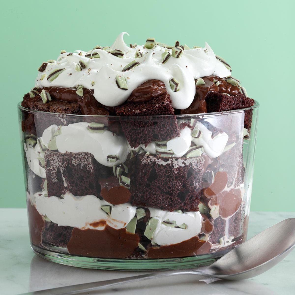 Trifle With Baileys Irish Cream