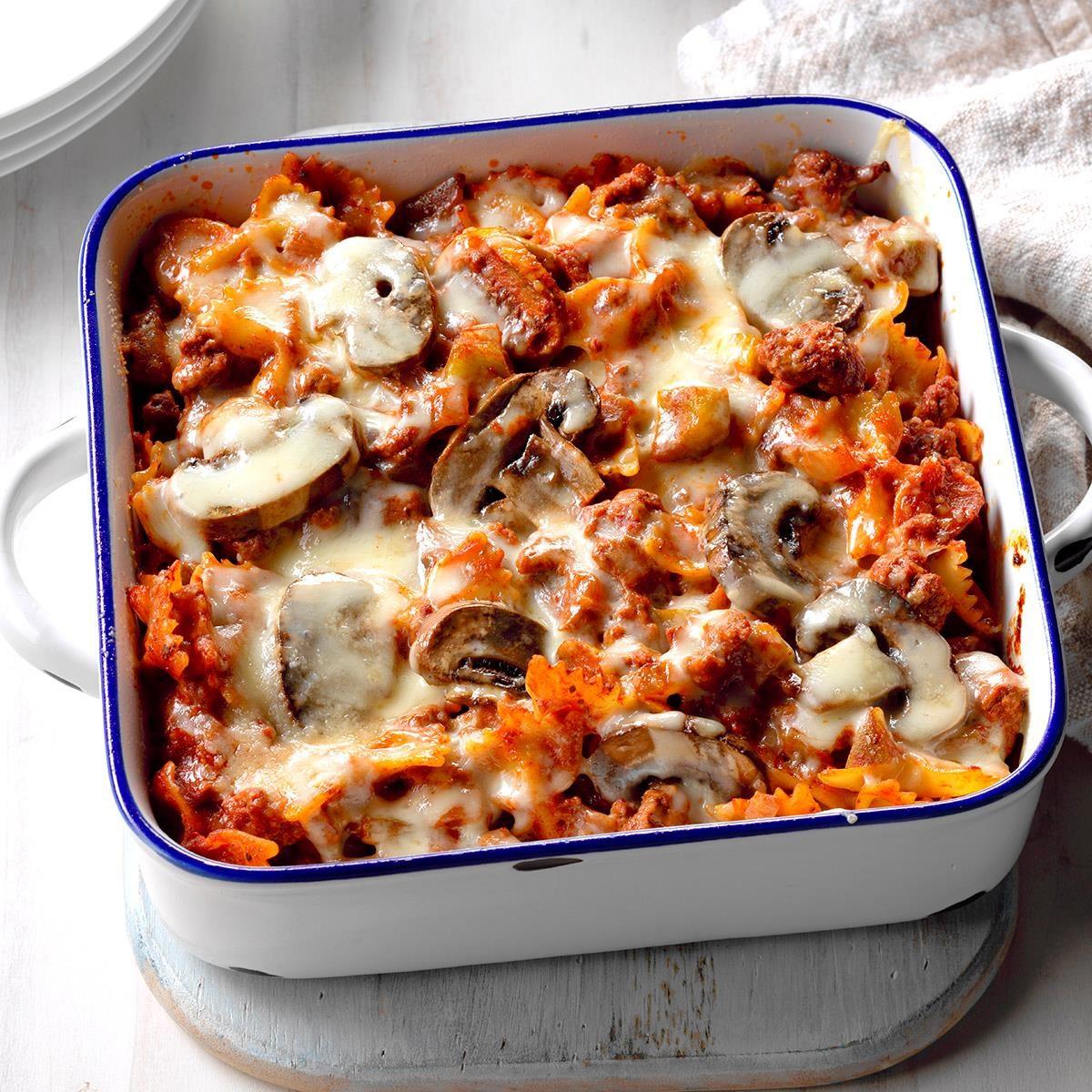 50 healthy winter dinner recipes taste of home italian hot dish forumfinder Gallery